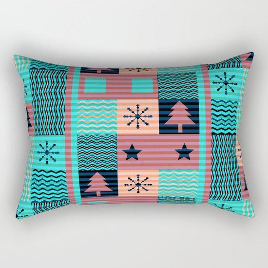 Christmas decoration II Rectangular Pillow