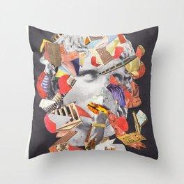 Blender XXVII Throw Pillow