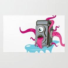 Monster Camera Rug