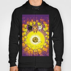 The Mystery of the Golden Yarn. Hoody