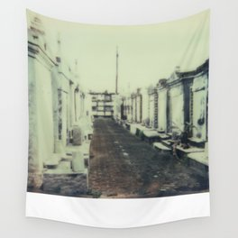 Graveyard Wall Tapestry