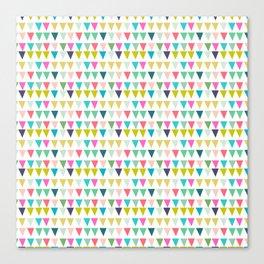 geometrics colors Canvas Print