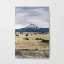 Mount Jefferson II Metal Print