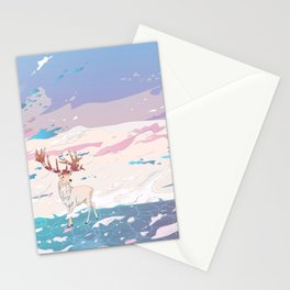 Winter's Dream Stationery Cards
