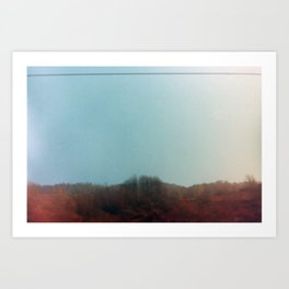 Pennsylvania Sky No.3 Art Print