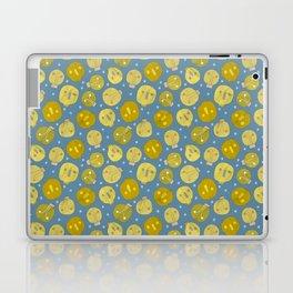 Pattern Project #47 / Skulls & Bulbs Laptop & iPad Skin