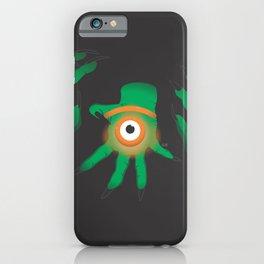 the graeae eye iPhone Case