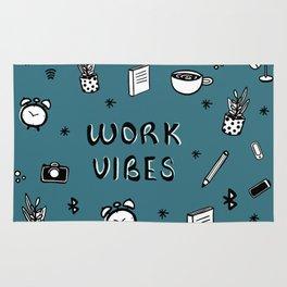 WORK VIBES Rug