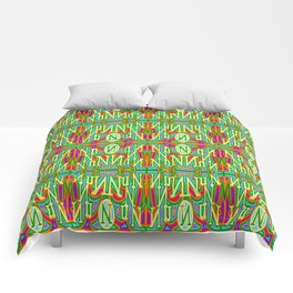 Nn - pattern 2 Comforters