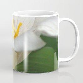 Trillium Flower Coffee Mug