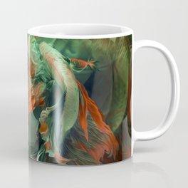 """Betta splendens Deep water (Siam fighter)"" Coffee Mug"