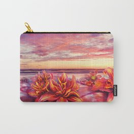 Radioactive flowers Carry-All Pouch