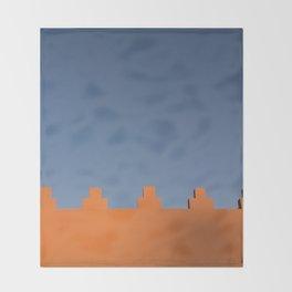 Marrakech Sky Throw Blanket