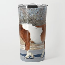 Assateague Wild Pony Travel Mug