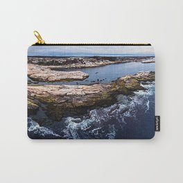 Polly's Cove Panoramic Carry-All Pouch