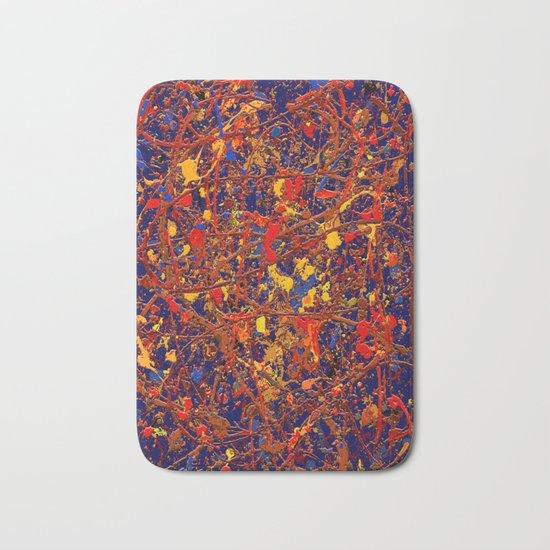 Abstract #725 Bath Mat