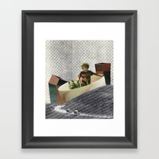 The Industrial Framed Art Print