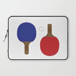 Ping Pong Rackets Laptop Sleeve