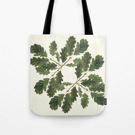 Oak leaf ensemble Tote Bag