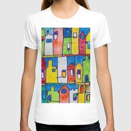 Rainbow Terraces T-shirt