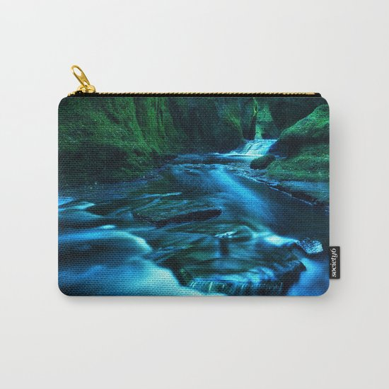 Mystic Waterfall Carry-All Pouch