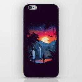 Cascades iPhone Skin