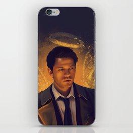 Castiel - Supernatural iPhone Skin