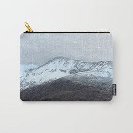 Off in the crouching mountains. Scotland Carry-All Pouch