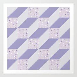CubesII/ Art Print