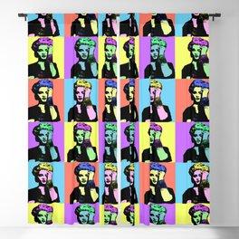 MADONNA - 80's POP ART Blackout Curtain
