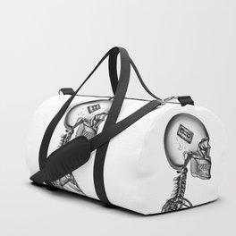 Internal Playlist Duffle Bag