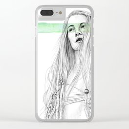 Dreaming of You Clear iPhone Case