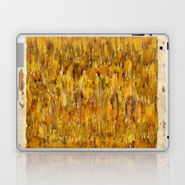 Autumn Rain Laptop & iPad Skin