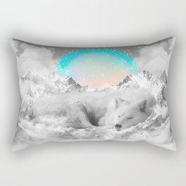 Put Your Thoughts To Sleep Rectangular Pillow