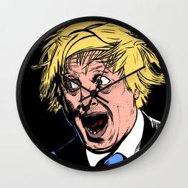Boris! Wall Clock