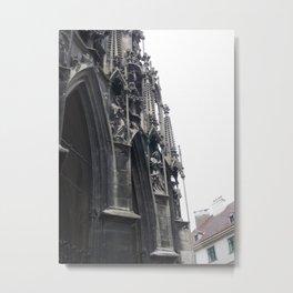 Vienna St. Stephens Metal Print