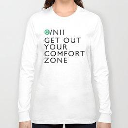 Manifesto - N11 - Roundabout Long Sleeve T-shirt