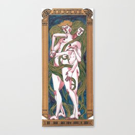 Confessionnal Canvas Print