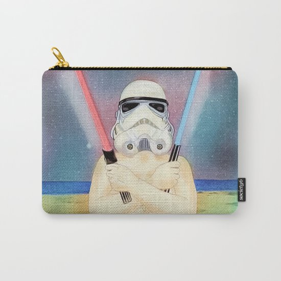 Two of swords Carry-All Pouch