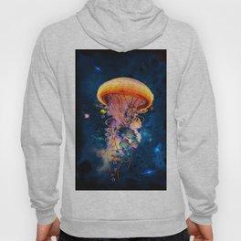 Electric Jellyish World Hoody