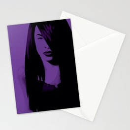 Aaliyah Stationery Cards