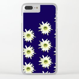 Queen of the night Clear iPhone Case