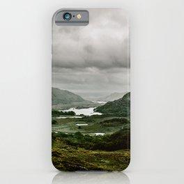 Ladies View Kerry Ireland iPhone Case