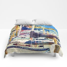 The Summer Line Up Comforters