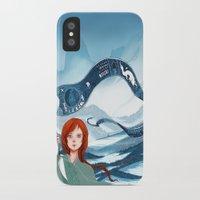 saga iPhone & iPod Cases featuring The Banner Saga by Tori
