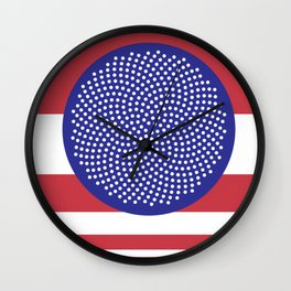 Fibonacci Nation Wall Clock