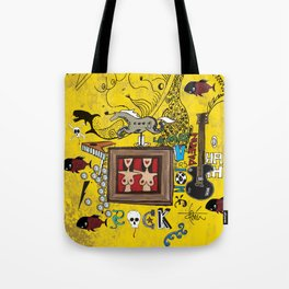 Rock and Fun Tote Bag