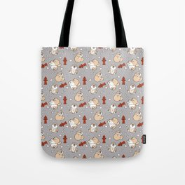 Gordon the Chow Chow Tote Bag