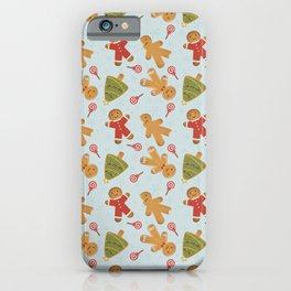 Merry Cookies iPhone Case