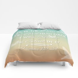This is the Day that the Lord hath made Comforters